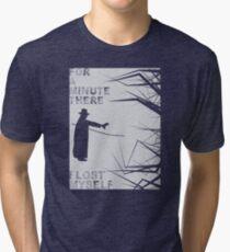 The Karma Police. Tri-blend T-Shirt