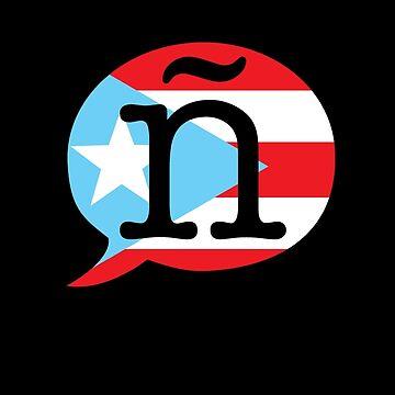 Se Habla Español - Puerto Rico by MoBo