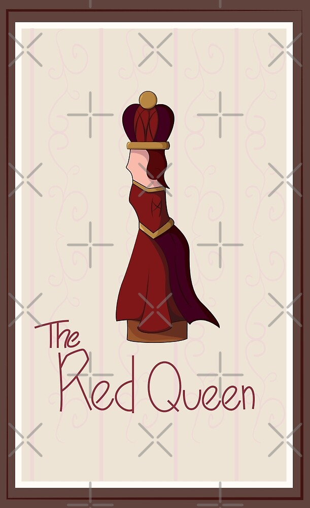The Red Queen by SVaeth
