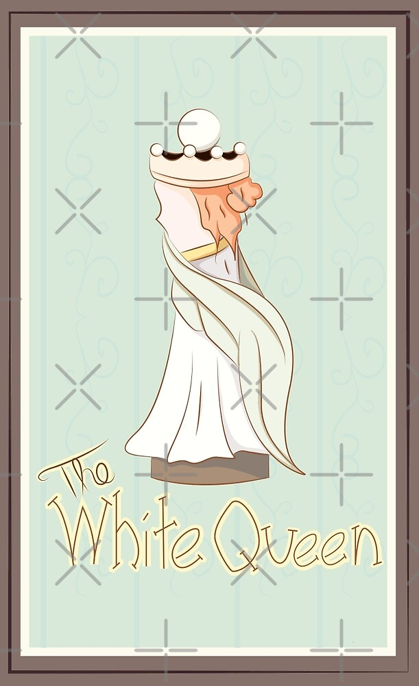 The White Queen by SVaeth