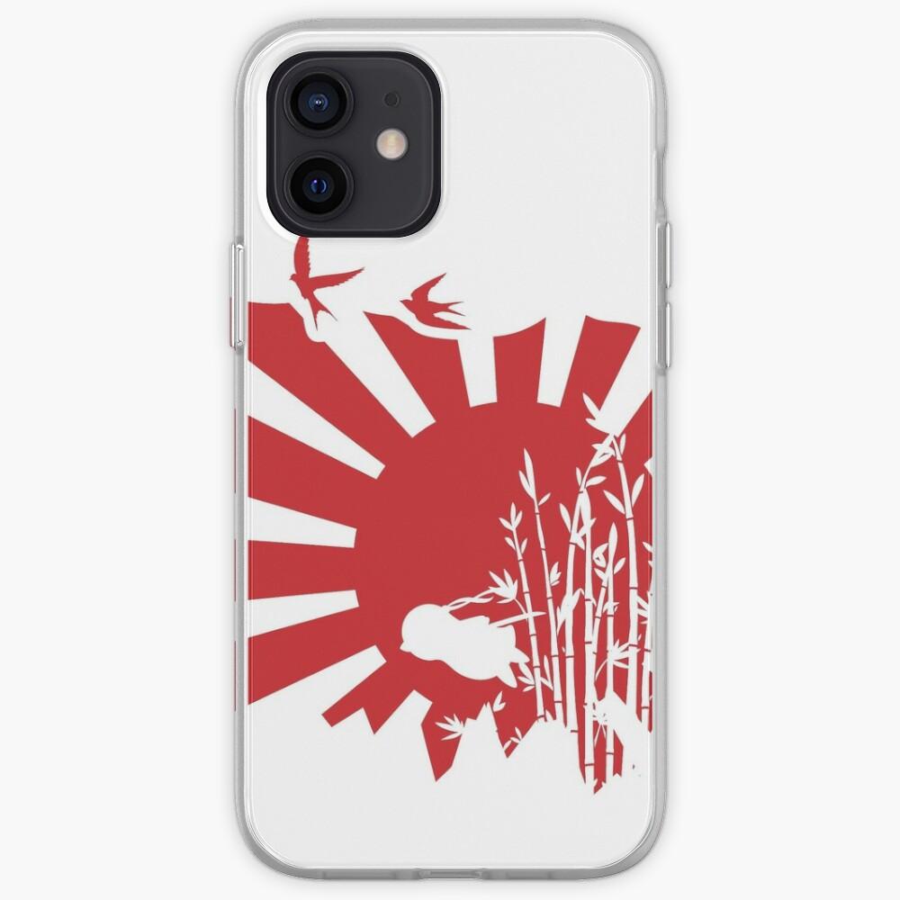 Penguin Bushido iPhone Case & Cover
