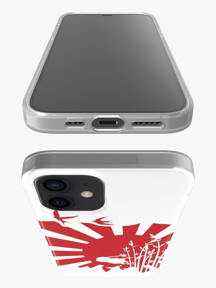 Alternate view of Penguin Bushido iPhone Case & Cover
