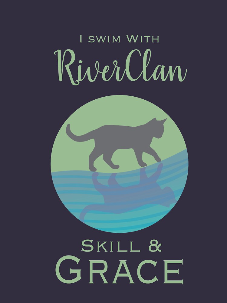 RiverClan Pride | Women's Fitted Scoop T-Shirt