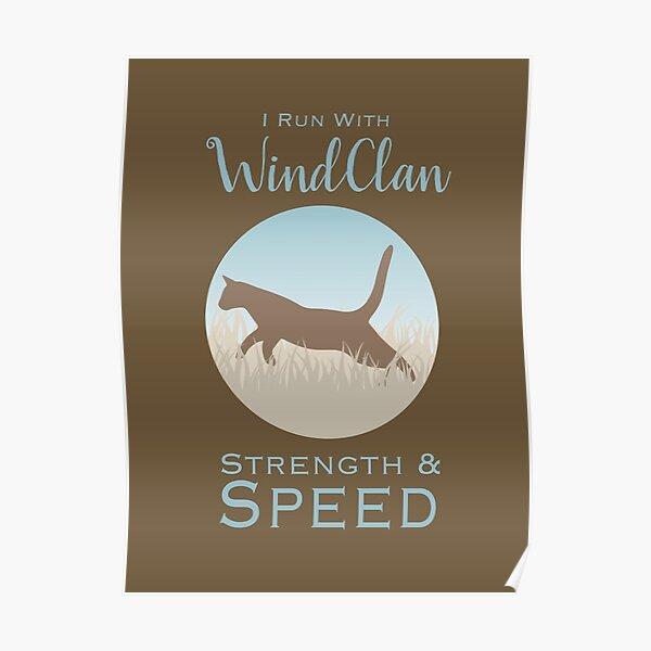 WindClan Pride Poster