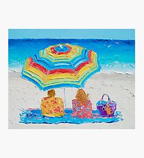 Beach Art - Perfect Days Photographic Print