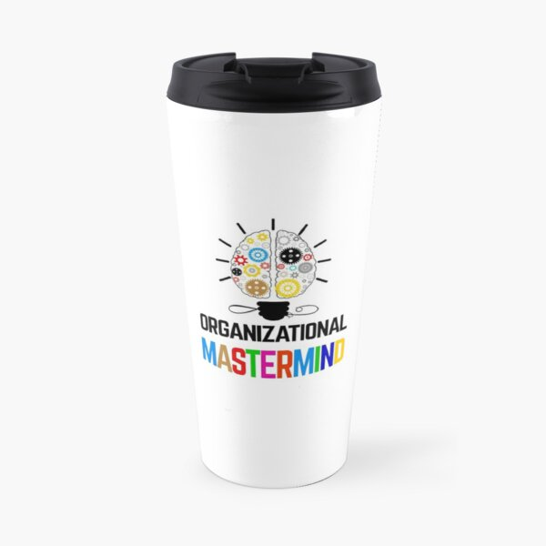 Organizational mastermind Travel Mug