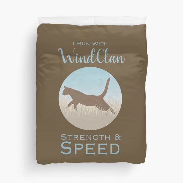 WindClan Pride Duvet Cover