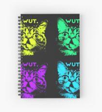 Wut. Spiral Notebook