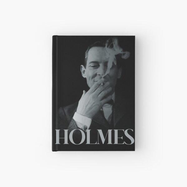 Sherlock Holmes Jeremy Brett - The Cigarettes Hardcover Journal