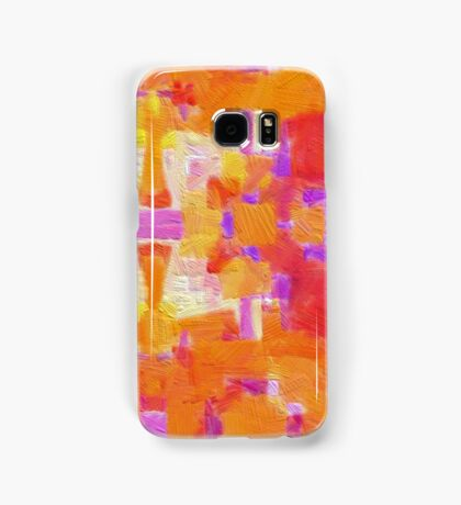 Paint Repeat Samsung Galaxy Case/Skin