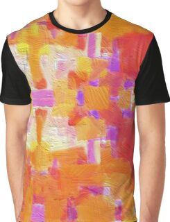 Paint Repeat Graphic T-Shirt