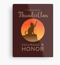ThunderClan Pride Metal Print