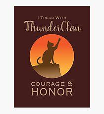 ThunderClan Pride Photographic Print