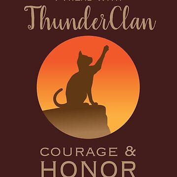 ThunderClan Pride by chimeraarts