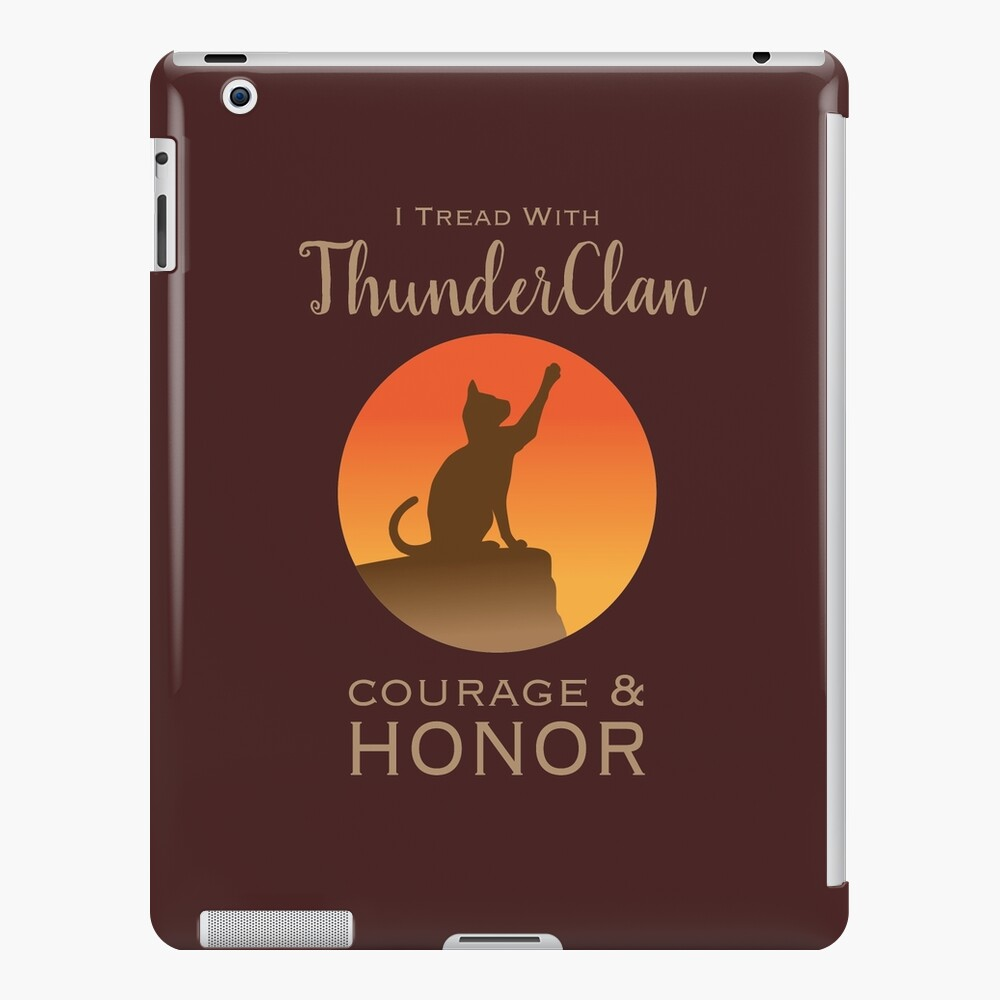 ThunderClan Pride iPad Case & Skin