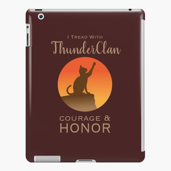 ThunderClan Pride iPad Snap Case