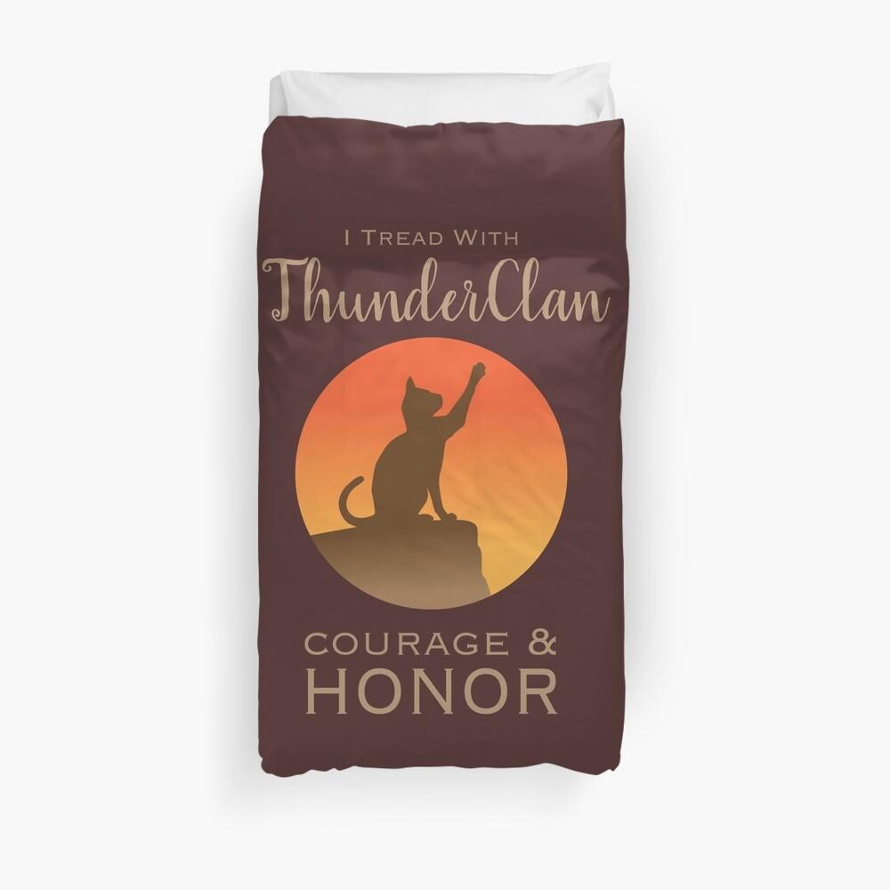 ThunderClan Pride Duvet Cover