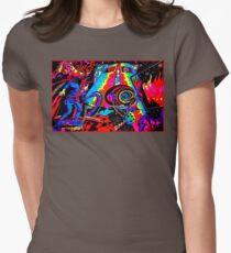 Doctor Steven Ditko is Strange Womens Fitted T-Shirt