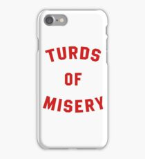 Turds of Misery - Breathable design iPhone Case/Skin