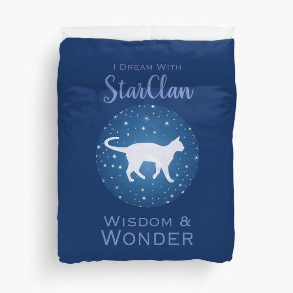 StarClan Dreams Duvet Cover