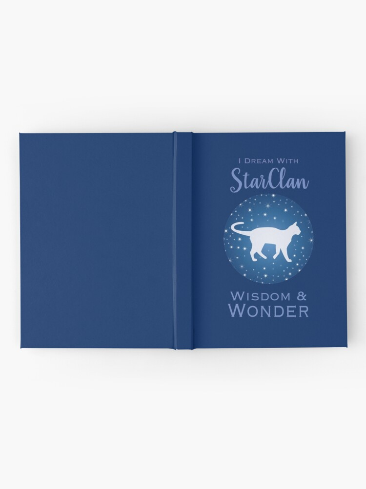 Alternate view of StarClan Dreams Hardcover Journal