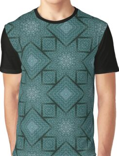 Ocean Fence Graphic T-Shirt