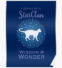 StarClan Dreams Poster