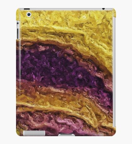 Wounded iPad Case/Skin