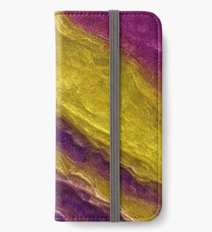 Gilded iPhone Wallet