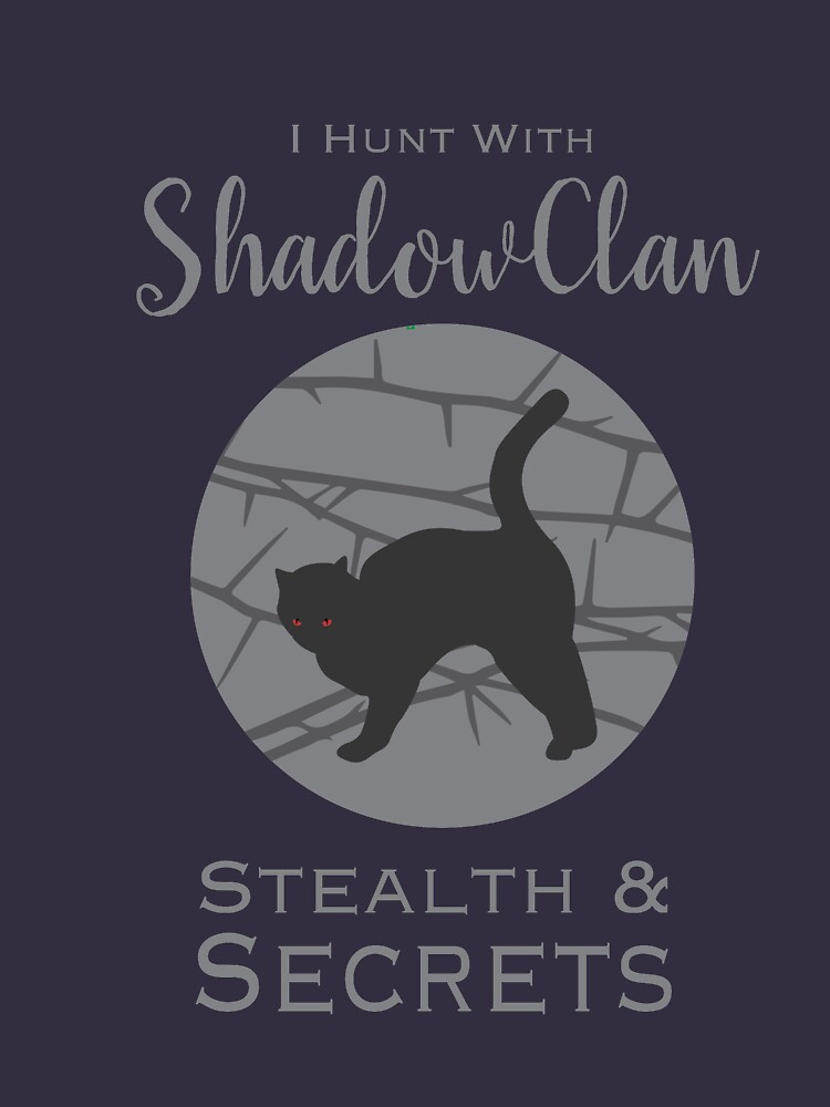 ShadowClan Pride | Women's Fitted Scoop T-Shirt