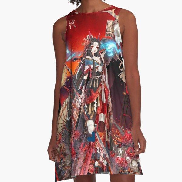 Love Nikki Hellish Bloom A-Line Dress
