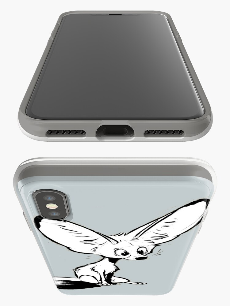 Alternate view of Fennec iPhone Case & Cover