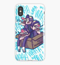 WAAAAAAAAA iPhone Case