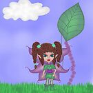 Go Fly a Kite by pixiewildflower