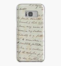 A. Church Samsung Galaxy Case/Skin