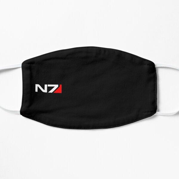 MEILLEURE VENTE - Mass Effect N7 Masque sans plis
