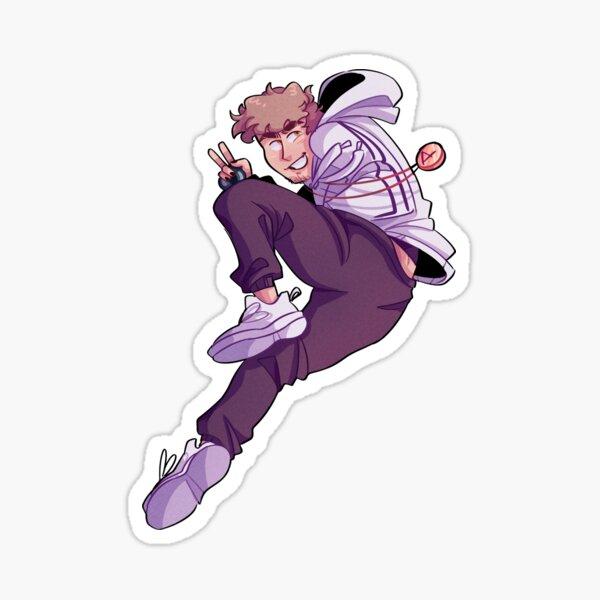 Punz!! Sticker