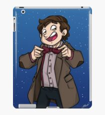 Doctor Who - Eleventh Doctor iPad Case/Skin