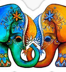 Littlest Elephant Love Links Sticker