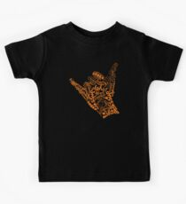 Shaka Sign Hang Loose Kids Tee