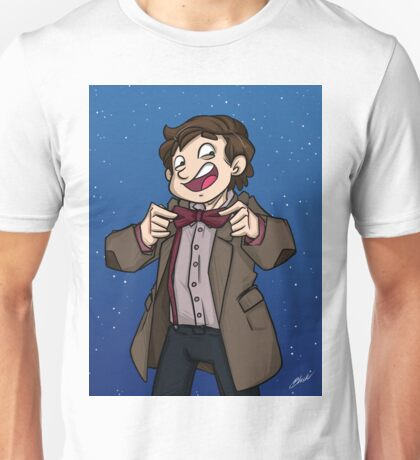 Doctor Who - Eleventh Doctor Unisex T-Shirt