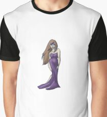 Violet Love Graphic T-Shirt