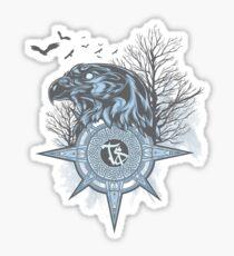 Design Elite Eagle Sticker