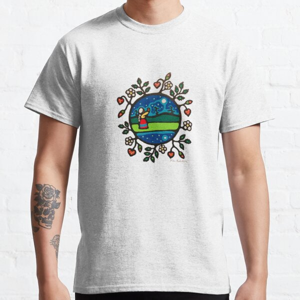 water and berries Classic T-Shirt