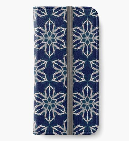 Arabesque on Ice iPhone Wallet
