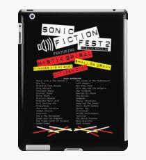 Sonic Fiction Fest 2: Eclectic Boogaloo iPad Case/Skin