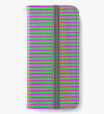 Interference Pattern iPhone Wallet/Case/Skin