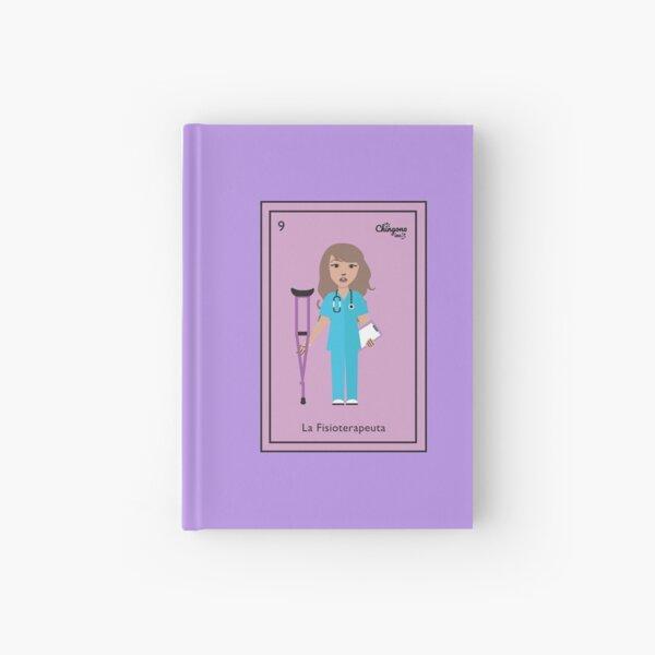 La Fisioterapeuta Cuaderno de tapa dura