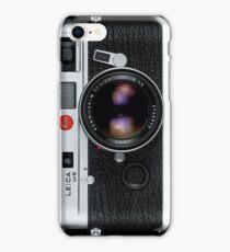 Leica M6 iPhone Case/Skin