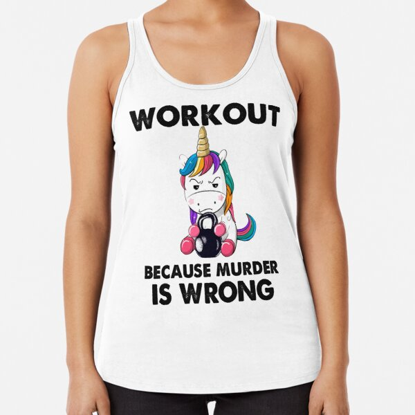 Gin And Bear It Funny Novelty Vest Singlet Top
